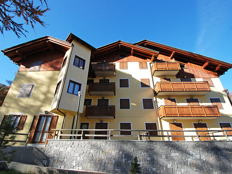 Stelvio Apartment in Bormio