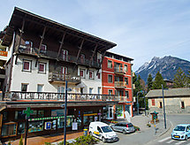 Residence Betulla for snowboarding and cross-country skiing
