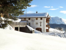 Ortisei St Ulrich - Appartement Bio-Bauernhof Maurer (ORI501)