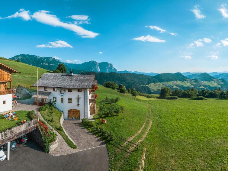 Bio-Bauernhof Maurer (ORS502) Apartment in Val Gardena-Ortisei