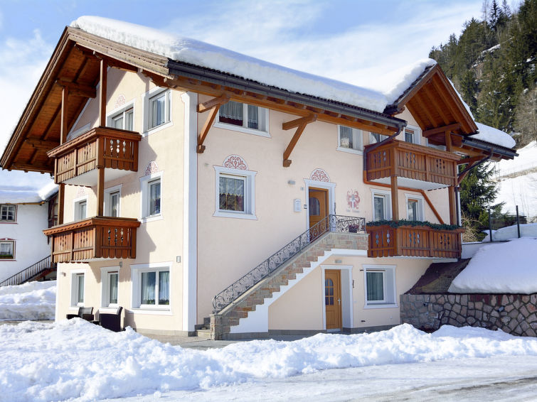 Plan de Socrep Apartment in Val Gardena-S Cristina