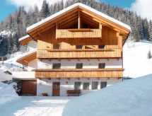 San Martino in Badia - Ferienwohnung Haus Confolia (SMA550)