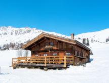 Moena - Ferienhaus Baita Medil (MOA300)