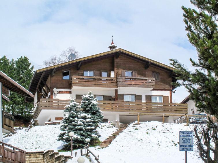 Villa Mantina (ENA441) - Apartment - Moena