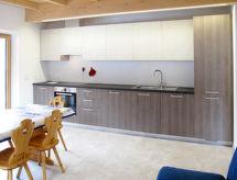 Pera di Fassa - Appartement Casa Chiara (POZ237)