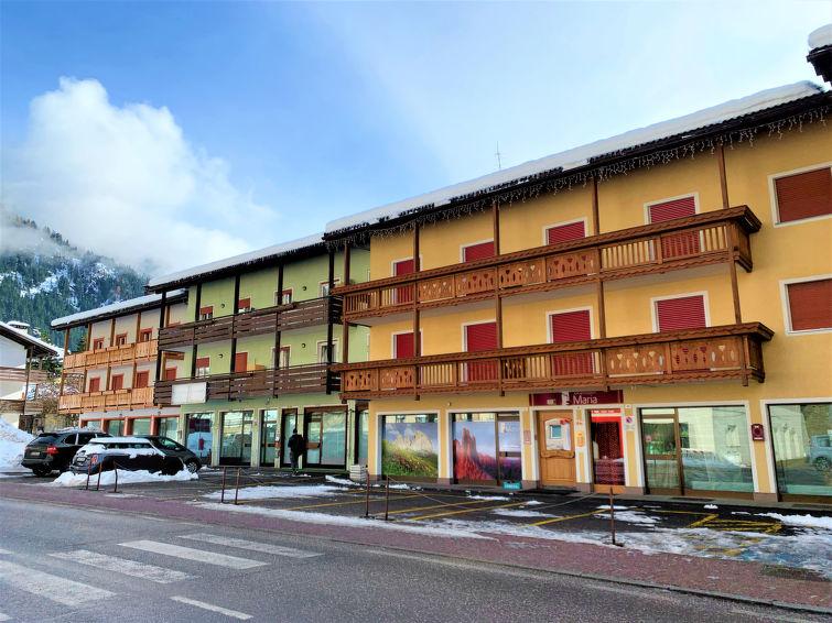 Cesa Lucilla - Apartment - Canazei di Fassa