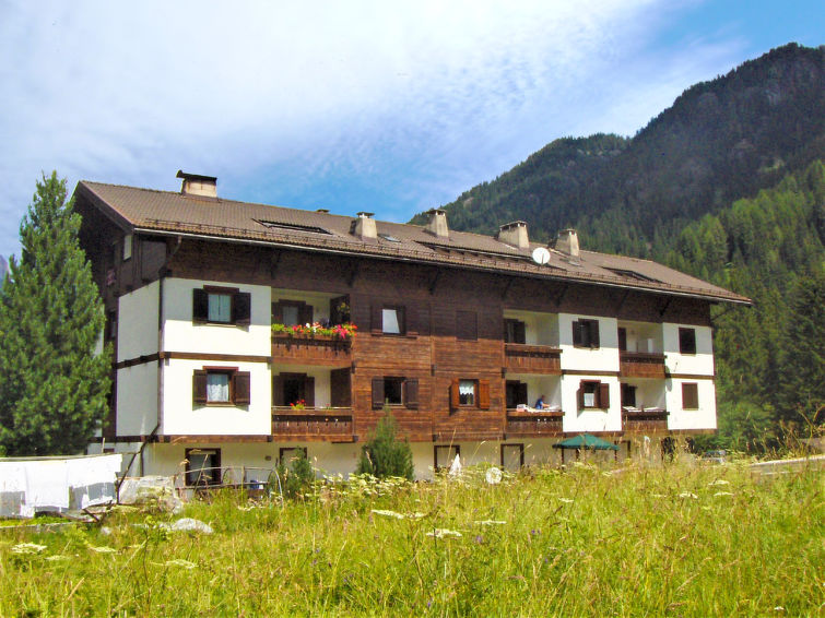 Cesa Palua Apartment in Canazei