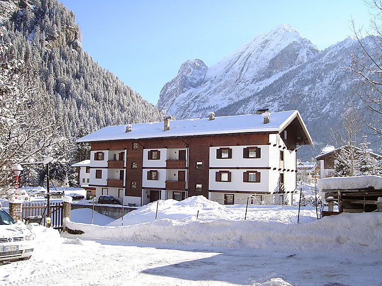 ski area apartments