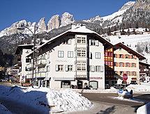 Appartement Villa Placidia, Canazei, Winter