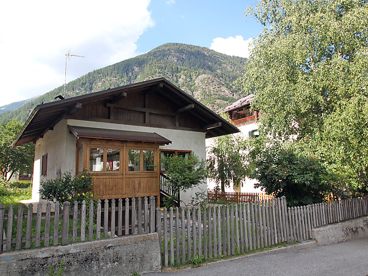 Ferie hjem Villetta Valdisole med hegn og til mountainbike