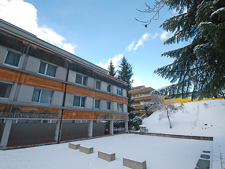 Residence Kristall - Accommodation - Marilleva