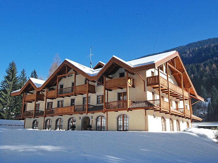 Ferielejlighed Holidays Dolomiti til golf og husdyr tilladt