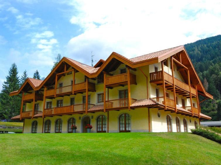 Appartement Holidays Dolomiti avec parking et balcon