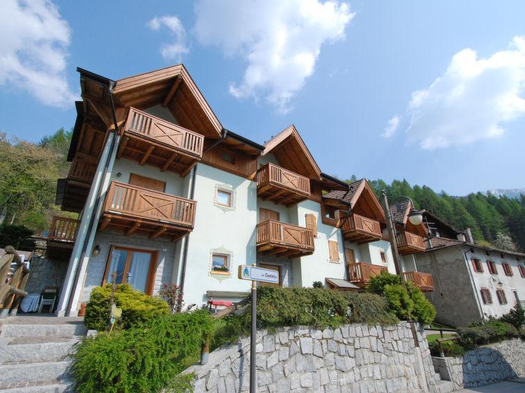 Ferielejlighed Castello til mountainbike og golf