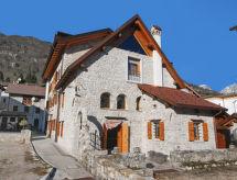 Lago di Barcis - Rekreační apartmán Albergo Diffuso - Cjasa Ustin