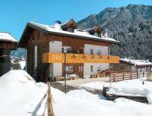 Campitello - Appartement Casa Lenzi (CPO210)