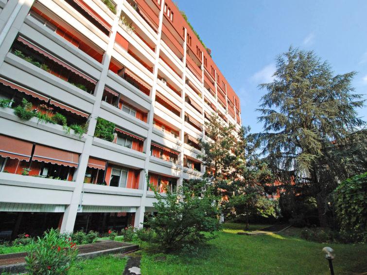 Appartamento di vacanza Corso Lodi Apartment con parcheggio coperto und balcone