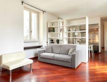 Mailand - Ferienwohnung La Foppa Bilocale