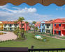 Bild 3 Aussenansicht - Ferienwohnung Bilo 4 Balcony, Aprilia Marittima