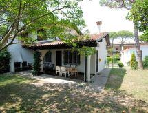 Lignano Pineta - Vakantiehuis Villa Annamaria