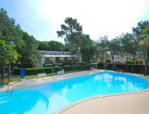 Lignano Pineta - Vakantiehuis Ranch Club