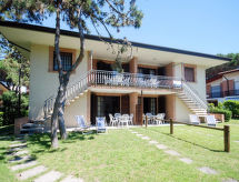 Lignano Pineta - Appartement Villa Fidia (LIG665)