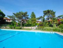 Lignano Riviera - Feriehus Villa Quercia