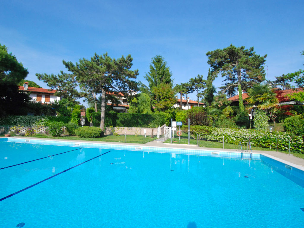 Ferienhaus villa quercia adria friaul udine for Bagno 7 bis lignano pineta