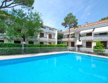 Lignano Sabbiadoro - Vakantiehuis Villaggio Burchiello