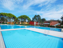 Bibione - Apartamentos Villaggio Azzurro