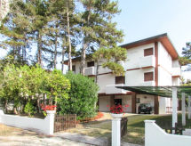Bibione - Appartement Casa Codan/Fransi (BIB151)