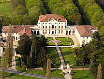 Piombino Dese - Vakantiehuis Barchessa Palladio