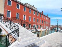 Venetië Giudecca - Appartement Fondamenta Sant' Eufemia