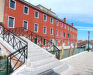 Ferienwohnung Fondamenta Sant' Eufemia, Venezia Giudecca, Sommer