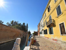 Venetië Giudecca - Appartement Cà della Giudecca
