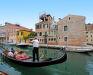 Ferienwohnung Campo San Trovaso, Venedig, Sommer