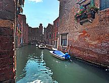 Appartement Sotoportego Venier, Venetië, Zomer