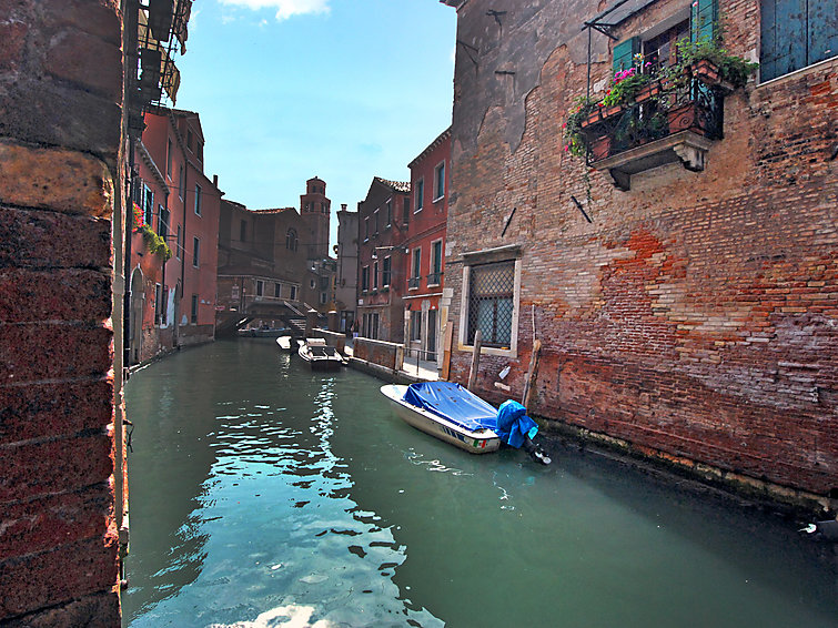 Appartement (4p) Sotoportego Venier in Venetie Italie (I-755)
