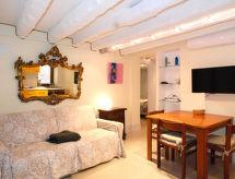 Venice - Apartment Appartamento Miracoli (VZA165)