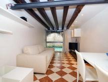 Venetië - Appartement Appartamento Ca' Rio Silvestro (VZA180)