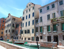 Venetië - Appartement San Vio