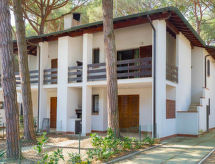 Lido di Spina - Appartement Villa Achille