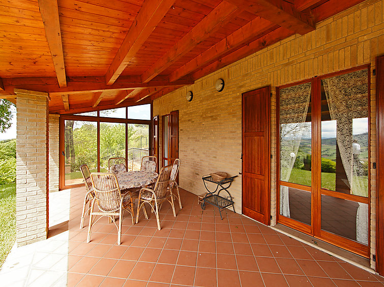 Holidayhome Angelina (10p) with fireplace and swimmingpool nearby Rimini Italy (I-757)