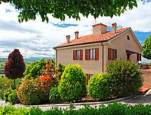 Angelina mit Terrasse und Garten