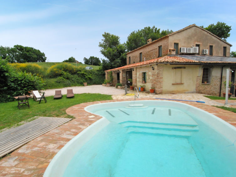 Ferienwohnung Casa Mare Gabicce