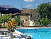 Offagna - Ferienhaus Il Casale
