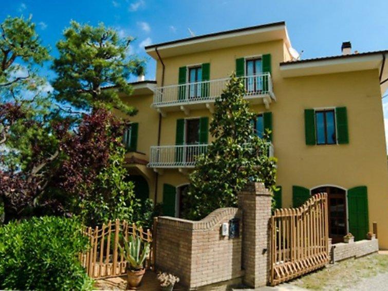 Apartamento de vacaciones Italia, Marche, Ripatransone