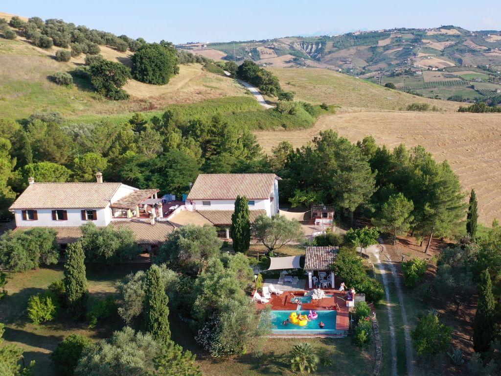 Ferienwohnung La Foleia Ferienwohnung in Italien