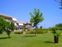 Ferienwohnung Green Marine, Palme, Ismare