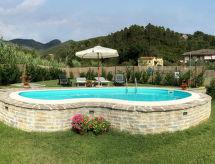 Casarza Ligure - Vacation House CasaUcaseto (CSZ120)